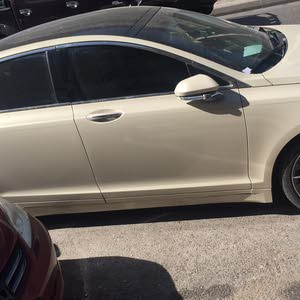 Automatic Lincoln MKZ 2016