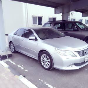 Toyota Aurion 2014