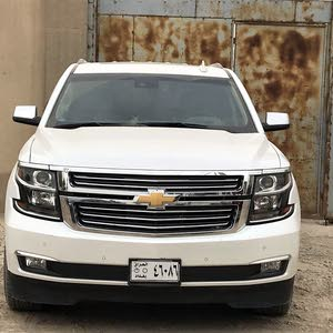 For sale 2017 White Tahoe