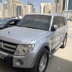 Mitsubishi Pajero 2008 in Sharjah - Used