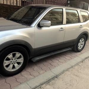 Kia Mohave 2011 For sale - Grey color