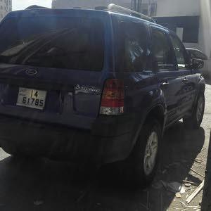 Used condition Ford Escape 2007 with 1 - 9,999 km mileage