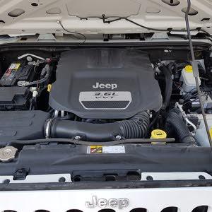 Used Jeep Wrangler in Sharjah