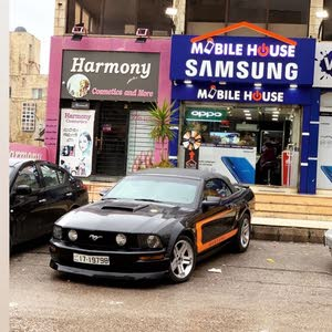 Ford Mustang car for sale 2007 in Amman city