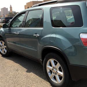 For sale 2010 Green Acadia