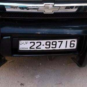 Chevrolet TrailBlazer 2005 for sale in Amman