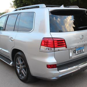 Available for sale! 50,000 - 59,999 km mileage Lexus LX 2015