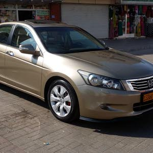 For sale 2009 White Accord