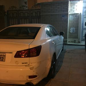 Automatic White Lexus 2008 for sale