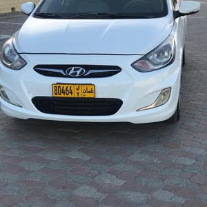 km Hyundai Accent 2012 for sale