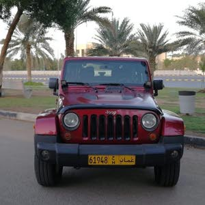 Automatic Jeep 2012 for sale - Used - Muscat city