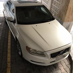 Used condition Volvo S80 2009 with  km mileage
