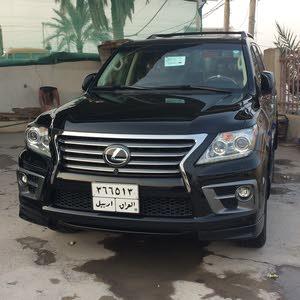 Lexus LX Used in Najaf