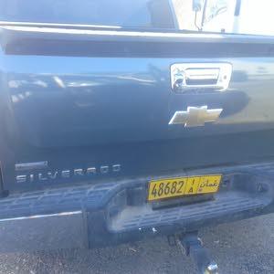 For sale 2010 Green Silverado
