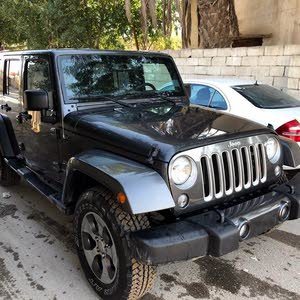 Best price! Jeep Wrangler 2017 for sale