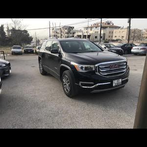 For sale 2018 Black Acadia
