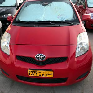 Available for sale! 1 - 9,999 km mileage Toyota Yaris 2011