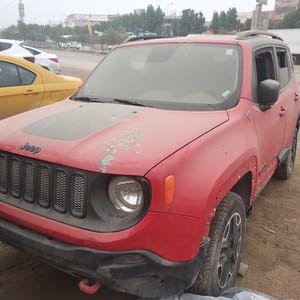 Jeep Wrangler 2016 For sale - Red color