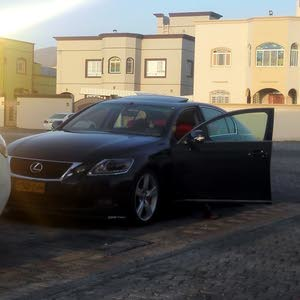 Grey Lexus GS 2009 for sale