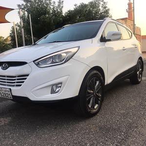 Gasoline Fuel/Power   Hyundai Tucson 2016