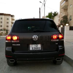 Used Volkswagen Touareg for sale in Amman