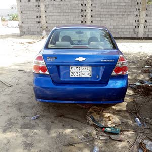 Chevrolet Aveo car for sale 2014 in Dammam city