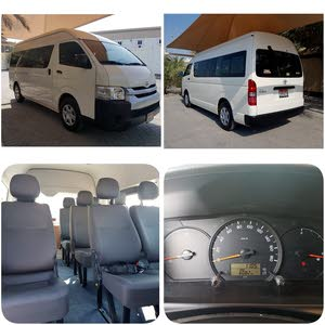 2017 Toyota Hiace for sale in Northern Governorate
