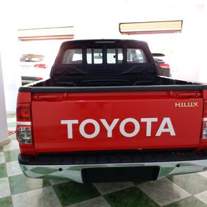 Gasoline Fuel/Power   Toyota Hilux 2014