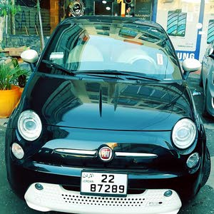 0 km mileage Fiat 500 for sale