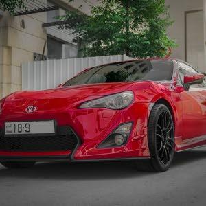 Toyota GT86 Aero design