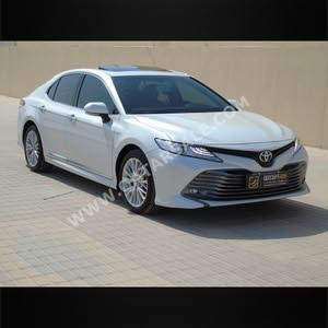 2018  Camry with  transmission is available for sale