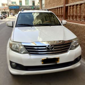 For sale 2014 Beige Fortuner