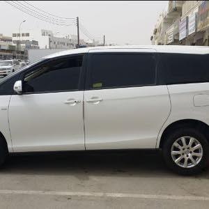White Toyota Previa 2013 for sale