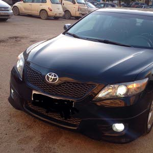 Black Toyota Camry 2011 for sale