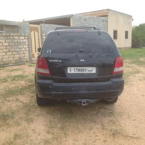 Kia Sorento 2006 For sale - Black color