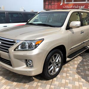 Lexus LX car for sale 2015 in Kuwait City city