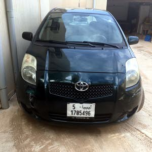 For sale 2006 Green Yaris