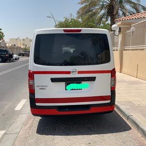 NISSAN URVAN NV350 ( 5 Seat Plus Storage)