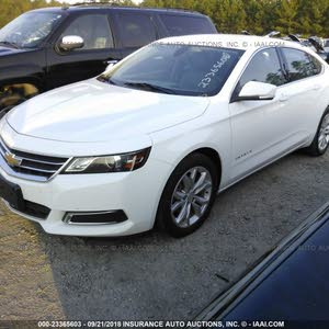 Used condition Chevrolet Impala 2016 with  km mileage