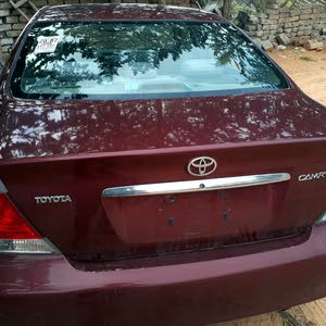 Used condition Toyota Camry 2006 with +200,000 km mileage