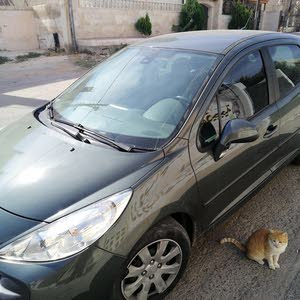 2009 Peugeot 207 for sale in Amman