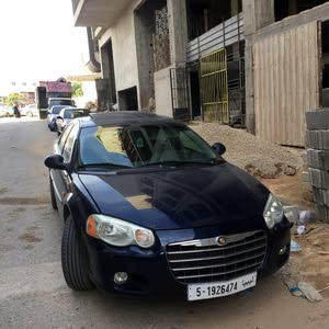 120,000 - 129,999 km Chrysler Sebring 2009 for sale