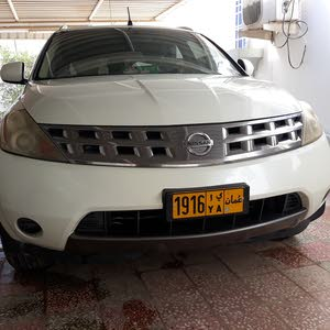 Automatic Nissan 2008 for sale - Used - Muscat city