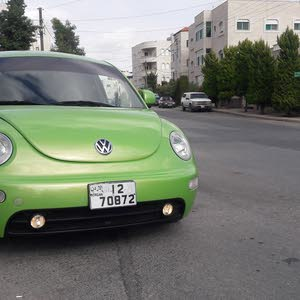 Automatic Volkswagen Beetle for sale