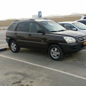 For sale 2007 Brown Sportage