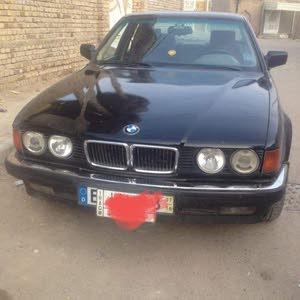 BMW 735 1992