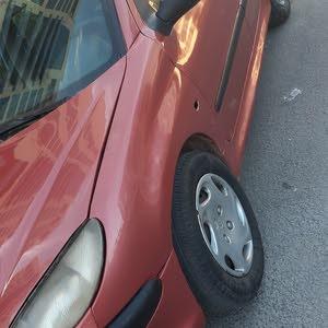 Gasoline Fuel/Power   Peugeot 206 2000