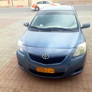 Gasoline Fuel/Power   Toyota Yaris 2011