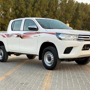 Toyota Hilux 2016 Automatic 4x4 Ref#505