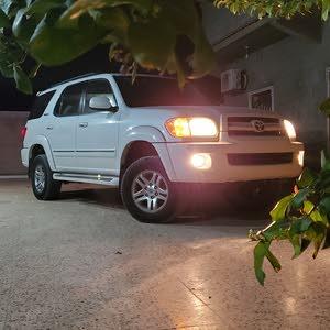 سيكويا 2007 ليمتد 4WD